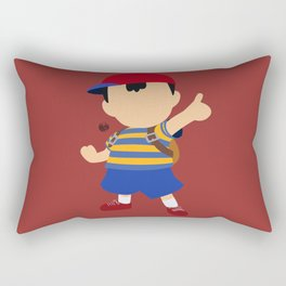 Ness(Smash) Rectangular Pillow