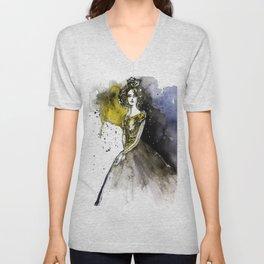 Fashion queen 2 Unisex V-Neck