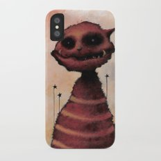 El Gato Rojo Slim Case iPhone X