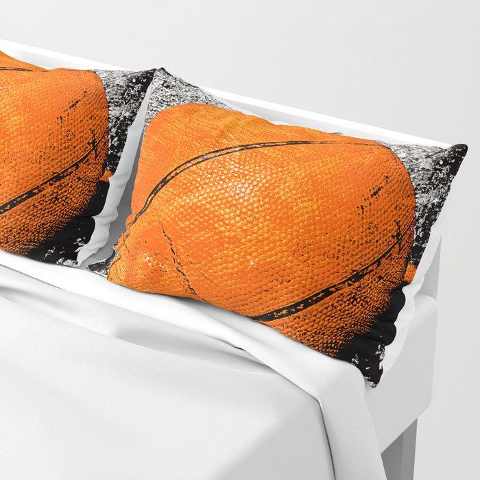 The basketball Pillow Sham