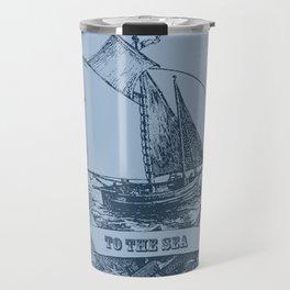 TO THE SEA Travel Mug