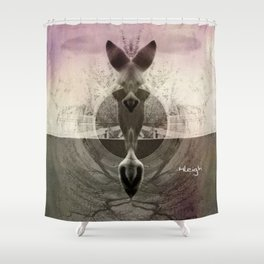 Mr Cool Shower Curtain