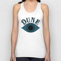 dune Tank Tops featuring Dune by ephemerality