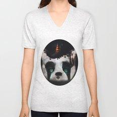 Dog ( Capalau) Unisex V-Neck