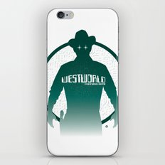 WESTWORLD iPhone & iPod Skin