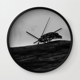 Time To Come Back Wall Clock
