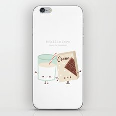 Fall in love - Ingredienti coraggiosi iPhone Skin