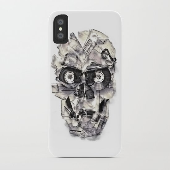 Home Taping Is Dead iPhone Case