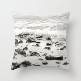 Soundtrack Throw Pillow