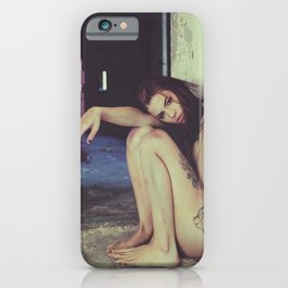 Alone lll iPhone Case