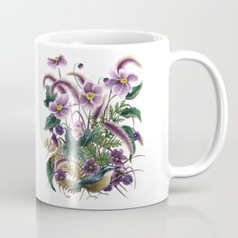 Autumn Nuthatch Coffee Mug