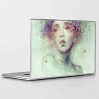 kpop Laptop & iPad Skins featuring Swarm by Anna Dittmann