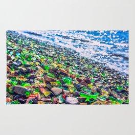 Glass Beach Rug