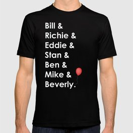Losers' Club T-shirt