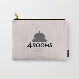 Four Rooms Carry-All Pouch