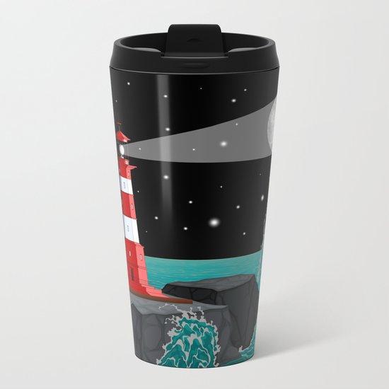 Moon Maker Metal Travel Mug