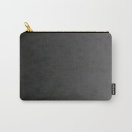 Black to gray underground urban camouflage Carry-All Pouch