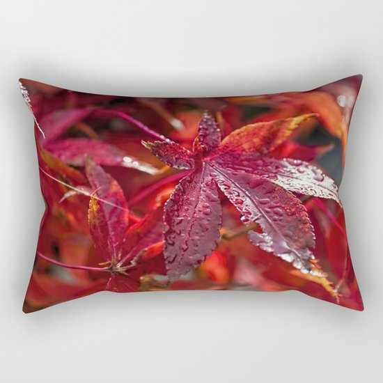 Indian summer 5 Rectangular Pillow