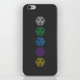 Engrams iPhone Skin