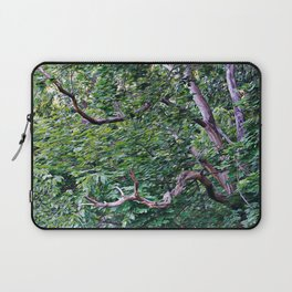 An Old Branch Laptop Sleeve