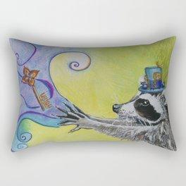 Magic in Action Rectangular Pillow