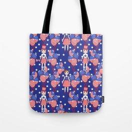 4th July Tote Bag