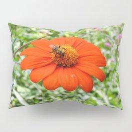 Bumble into Spring 2 Pillow Sham