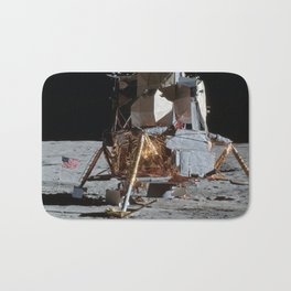 Apollo 14 - Lunar Module Bath Mat