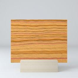 Sandstone Sediment Mini Art Print