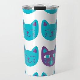 Cat Tongue Travel Mug