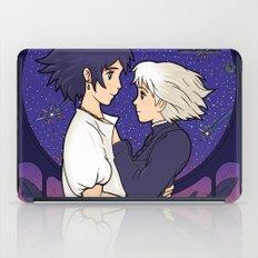 Something I Want to Protect (Dark Version) iPad Case