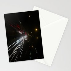 Fast Life Stationery Cards