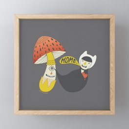 Phoongo Framed Mini Art Print