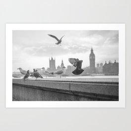 London - United Kingdom Art Print