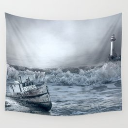 Somewhere Out There Wall Tapestry