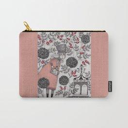 Winter Garden Carry-All Pouch