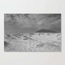 Old Volcano Canvas Print