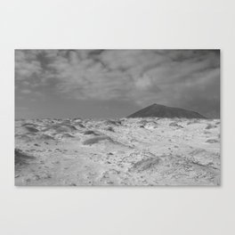 Old Volcano Canvas Print