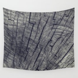 Vintage Wood Texture Wall Tapestry