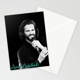 Jared Padalecki Stationery Cards
