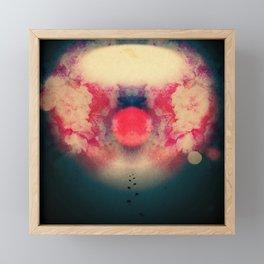 This Is Not a Dream Framed Mini Art Print