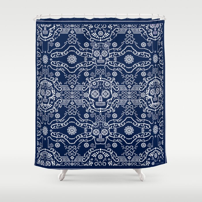 Sugar Sugar Shower Curtain by morganecazaubon