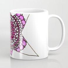 Pink Superstar Mandala Star Mug