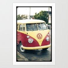 VW  Art Print