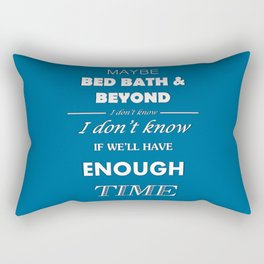 Bed Bath & Beyond (Old School) Rectangular Pillow