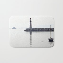 light house in bodrum Bath Mat