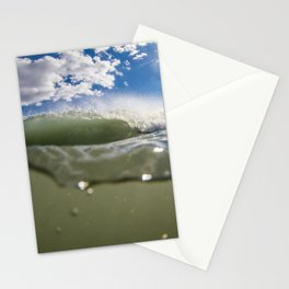 Perceptive Dimensionality Stationery Cards