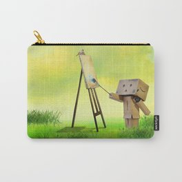 Danbo the artist Carry-All Pouch