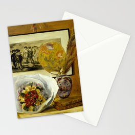 Still Life with Bouquet Stationery Cards