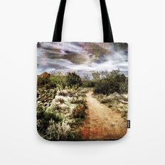 Down the Beaten Path Tote Bag